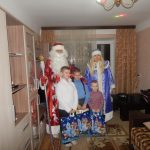 Дед Мороз Новогодние услуги