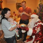 Персональный Подарок от Деда Мороза Малышу