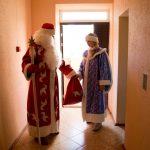 Дед Мороз и Снегурочка 2017