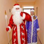 Настоящий Дед Мороз и Снегурочка Ростов-на-Дону