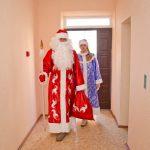 Фото Дед Мороз и Снегурочка